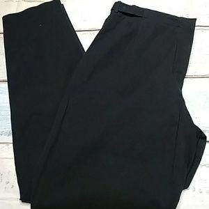 PRADA Red Label Black Skinny Trousers